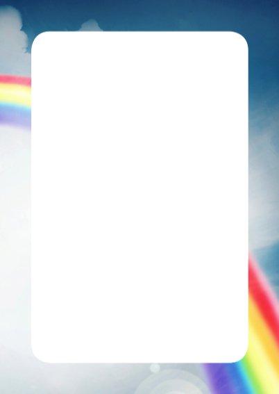 Keep Calm and think rainbow  3