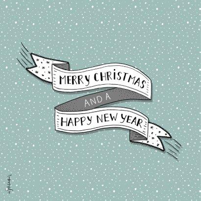 Kerst banner fotocollage 2