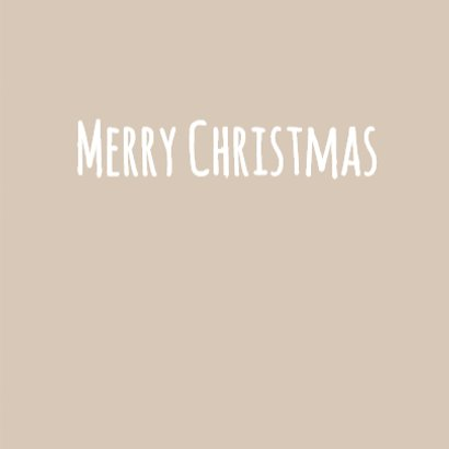 Kerst driehoekjes krijtbord 3