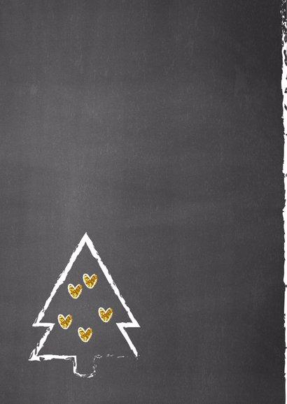 Kerst foto lief stoer en glitter 2