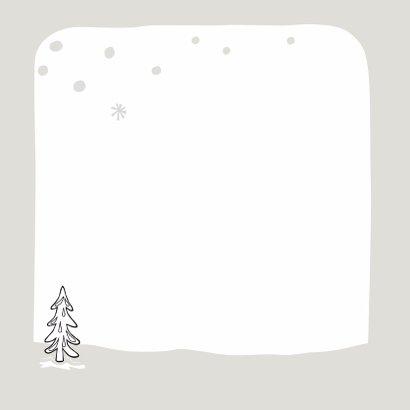 Kerst kleurplaat kaart-IR 2