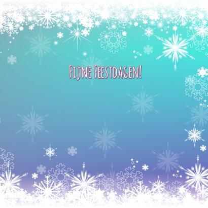 kerst kleurrijke fotokaart 3