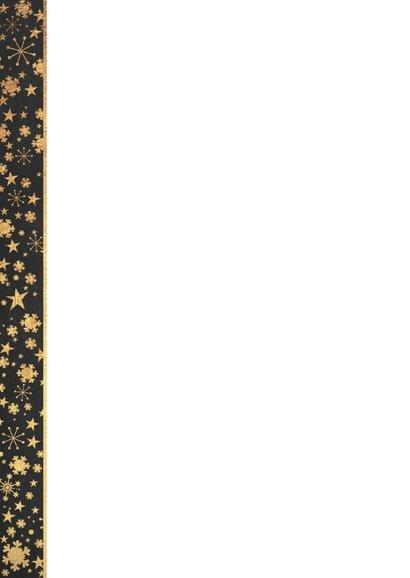 Kerst sfeervolle kaart krijtbord met kerstboom hout look 2