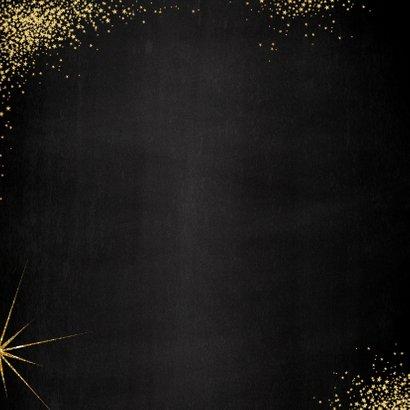 Kerst sfeervolle  kaart met typografische gouden tekst 2020 2