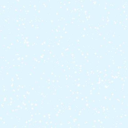 Kerst sneeuwpop rode broek 2