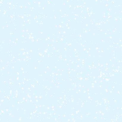 Kerst sneeuwpop rode broek 3