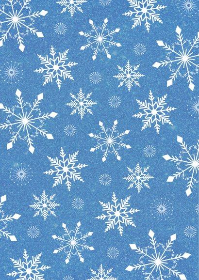 Kerst sneeuwvlokjes - SV 2