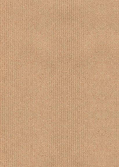 Kerst verhuiskaart fotocollage slinger kraft 2