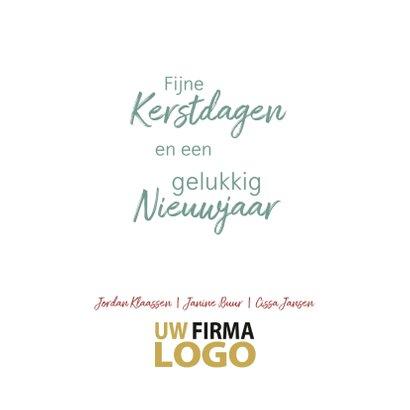 Kerstballen pastel label logo boog 2019 3