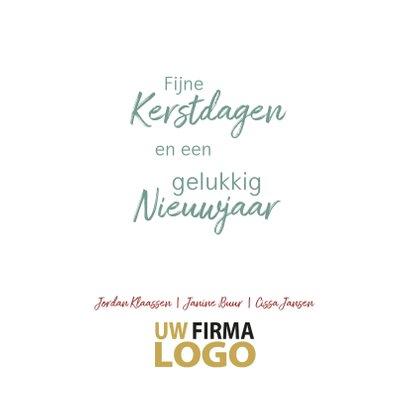 Kerstballen pastel label logo boog 2020 3