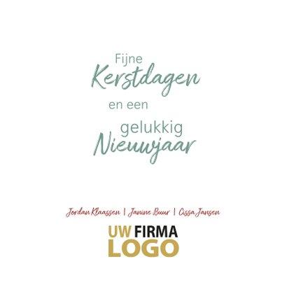 Kerstballen pastel label logo boog 2021 3