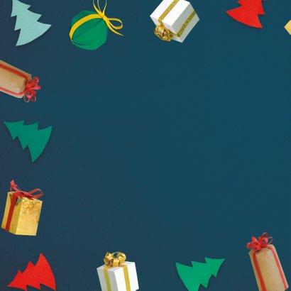 Kerstboompjes en cadeautjes 2