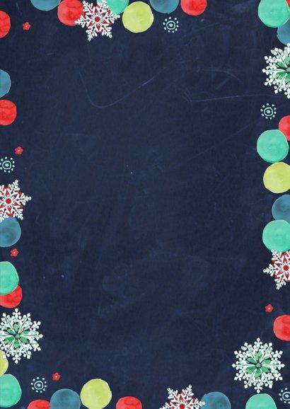 Kerstdiner Kerst Uitnodiging 3