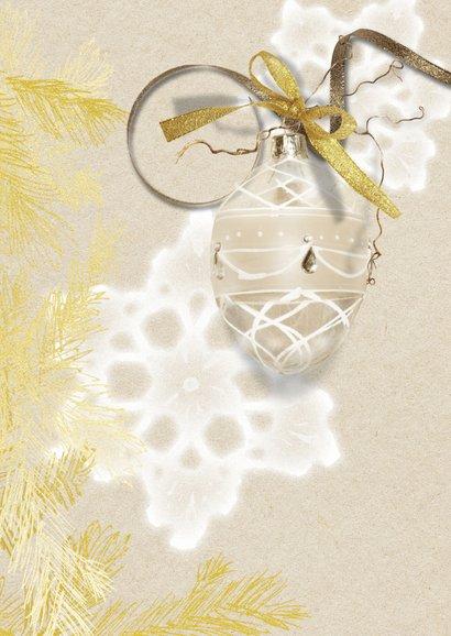 Kerstdiner uitnodiging 2 - SG 2