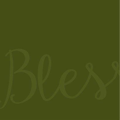 Kerstkaart Blessings 2 - WW 2