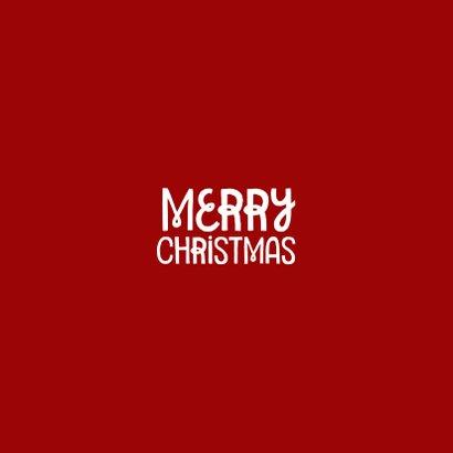 Kerstkaart cozy christmas chocolademelk mok Achterkant