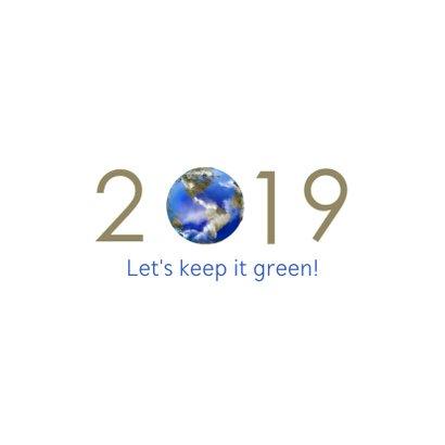 Kerstkaart duurzaam 2019 2