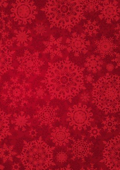 Kerstkaart echt kerstgevoel 2
