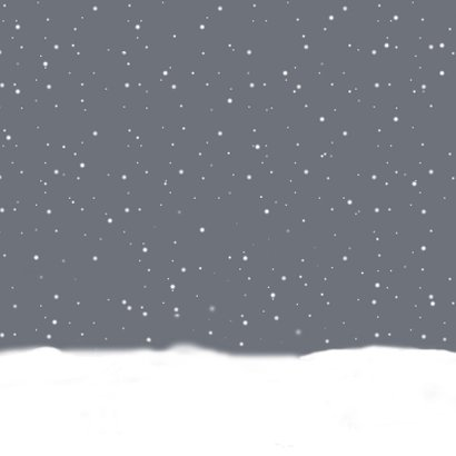 Kerstkaart gieter met roodborstje Achterkant