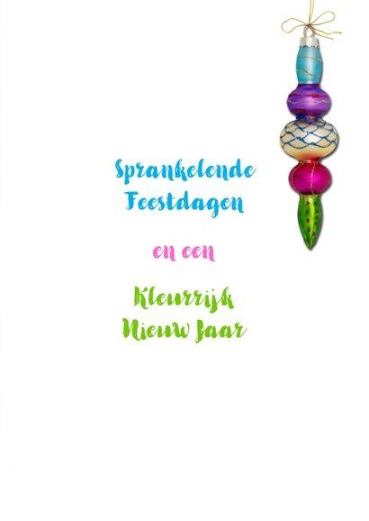 Kerstkaart Gipsy Kleuren 2019 3