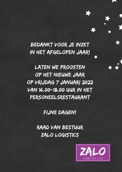 Kerstkaart Krijtbord happy 2022 3