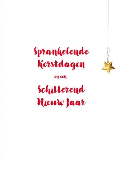 Kerstkaart - Lovely Christmas Card 2021 3