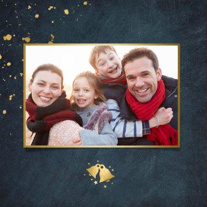 kerstkaart met kerstgroet in meerdere talen 2