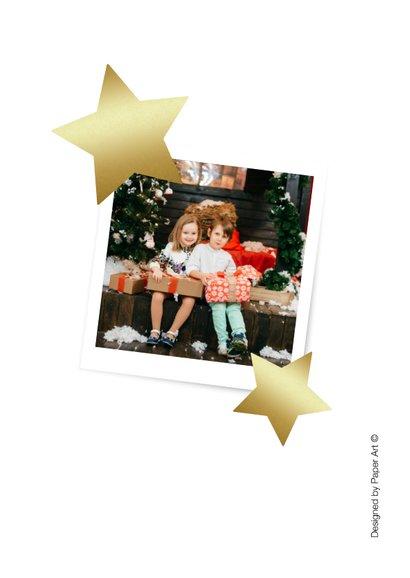 Kerstkaart – Modern – Merry Christmas/Happy New Year 2