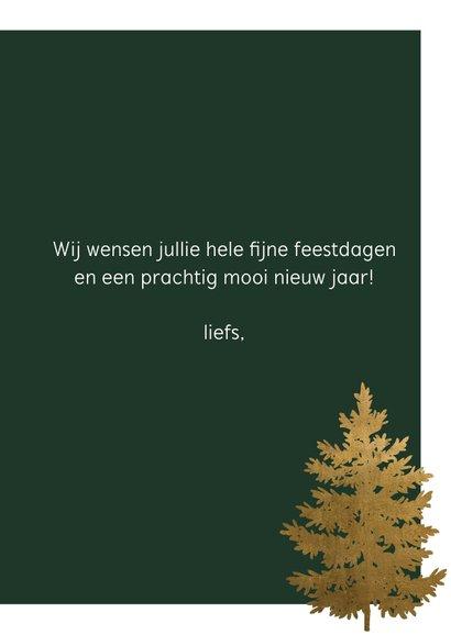 Kerstkaart   Oh denneboom, oh denneboom 3