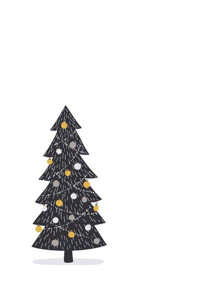 Kerstkaart: speciaal voor jou een kerstwens 2