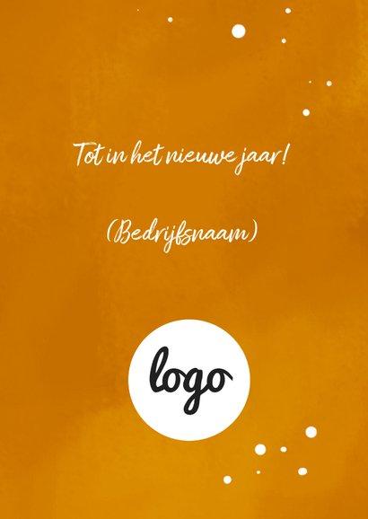 Kerstkaart wijn met logo 3