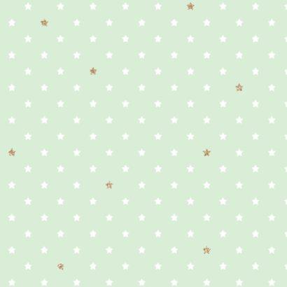 Kerstkaartje Mint Ster - WW 2