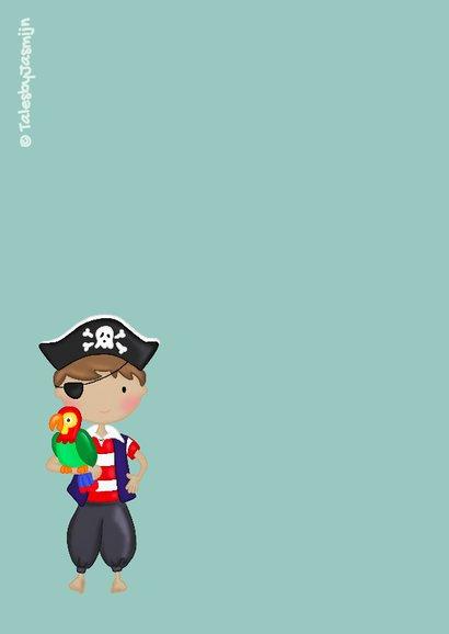 Kinderfeest Piraatje 2