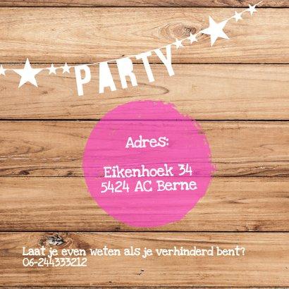 kinderfeest uitnodiging 2