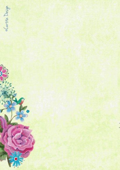 Kinderfeestje Bloemen Hartje 2