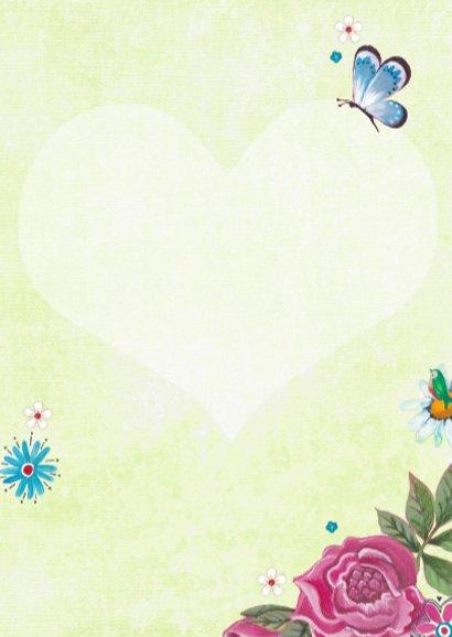 Kinderfeestje Bloemen Hartje 3