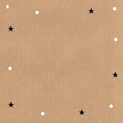 Kinderkaart pandabeer kraftprint 2