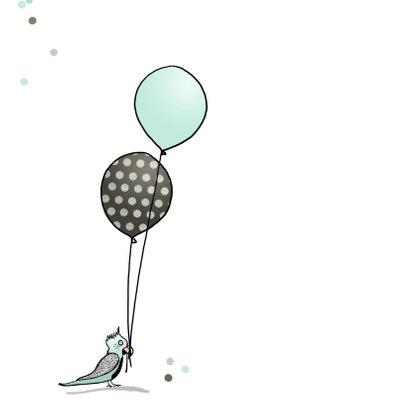 Kraamfeestje jongen ballon 2
