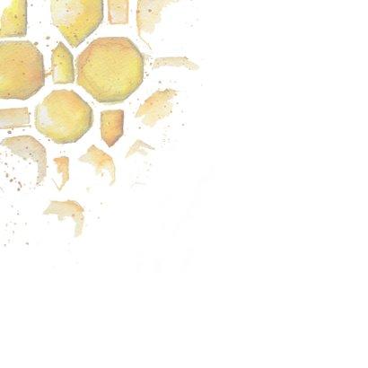 Kunstkaart focus bijen 2
