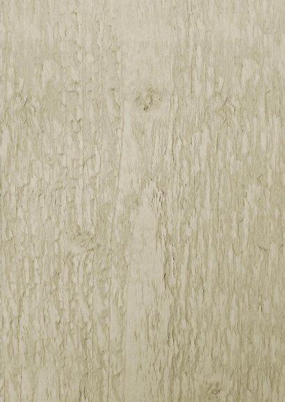 Leuke beterschapskaart met koperkleurig hart op houtprint 3