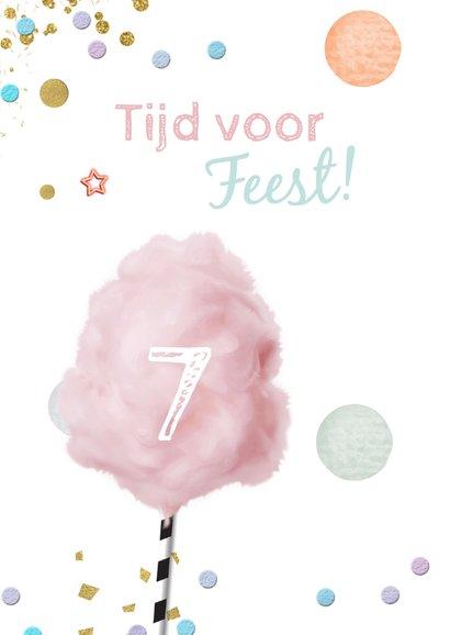 Lief kinderfeestje meisje- confetti 2