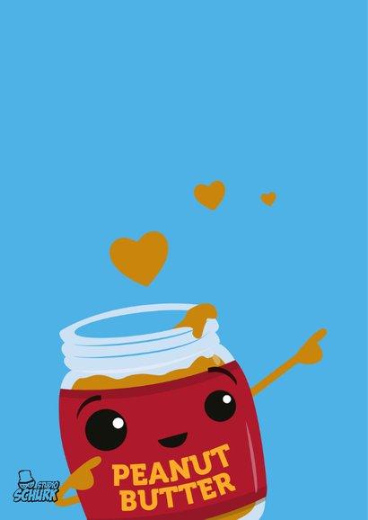 Liefde Funny Food Nuts 2