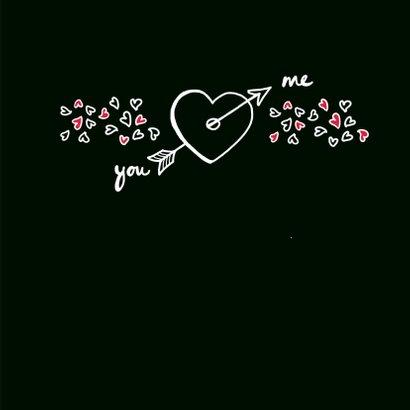 Liefde - I love you black 3