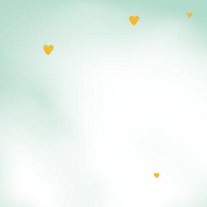 Liefde kaart, ik stuur je veel liefde en ik denk aan jou 2