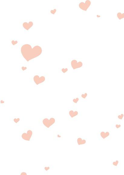 Liefde-kaart met meisje ondersteboven op schommel 2