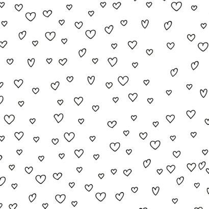 Liefde - Love hartjes bulldog 2