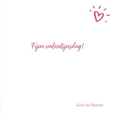 Liefdekaart - all of me loves al of you  3