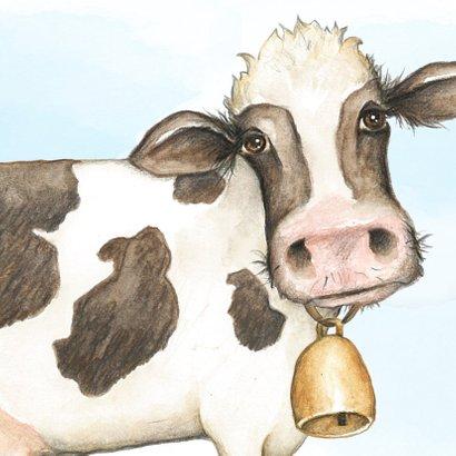 Liefdekaart cow van jou 2