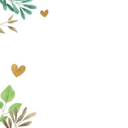 Liefdekaart knuffel voor jou 2