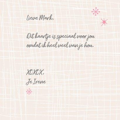 Liefdekaart met muziek 3